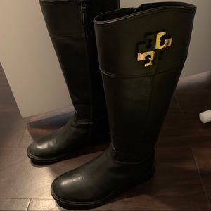 Tory Burch Lowell riding boot